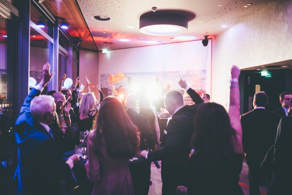 Bedrijfsfeest Alterna Haircare – Hilton Skylounge '17