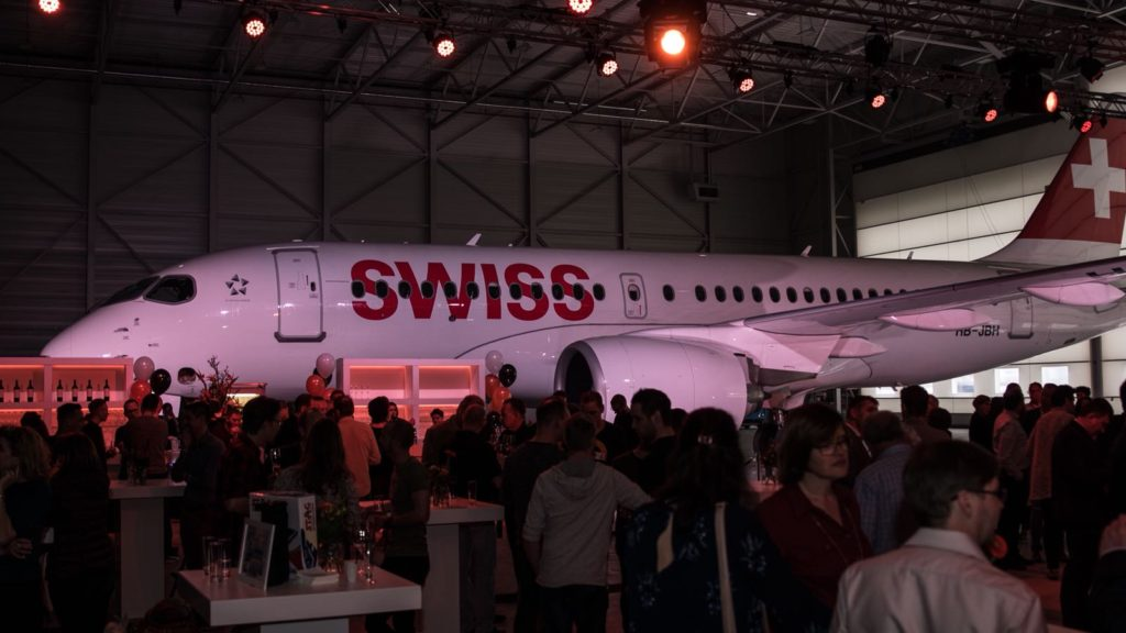 Grand opening Samco – Maastricht Airport